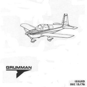 Grumman Maintenance Manual AA-1C T-CAT & LYNX