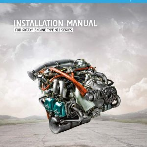 Rotax Installation Manual Type 912 Series