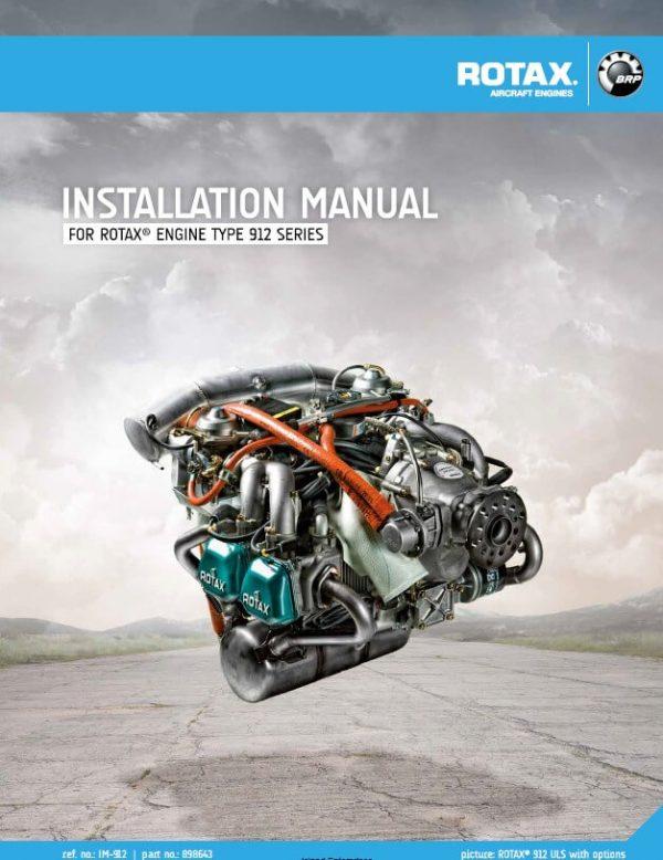 Rotax Installation Manual Type 912 Series