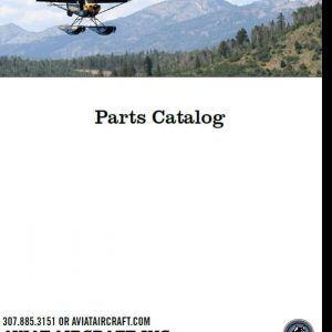 Aviat - A-1C-180 Husky Parts Catalog