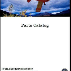 Aviat--A-1C-200-Husky-Parts-Catalog