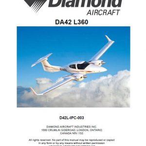 Diamond DA42-L360 Illustrated Parts Catalogue