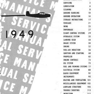 Navion Service Manual 1949